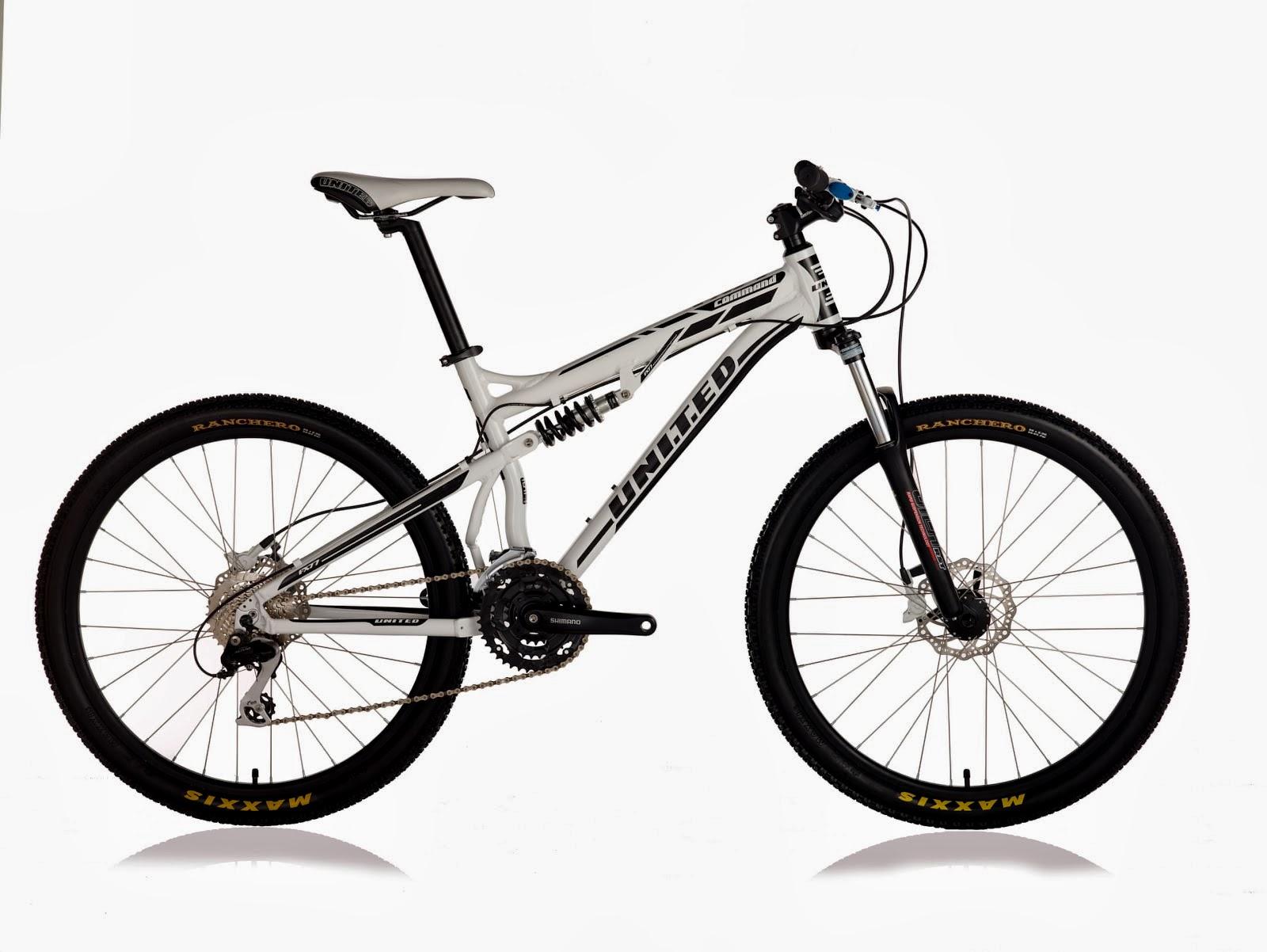Daftar Harga Sepeda United Murah Terbaru Update Merpati