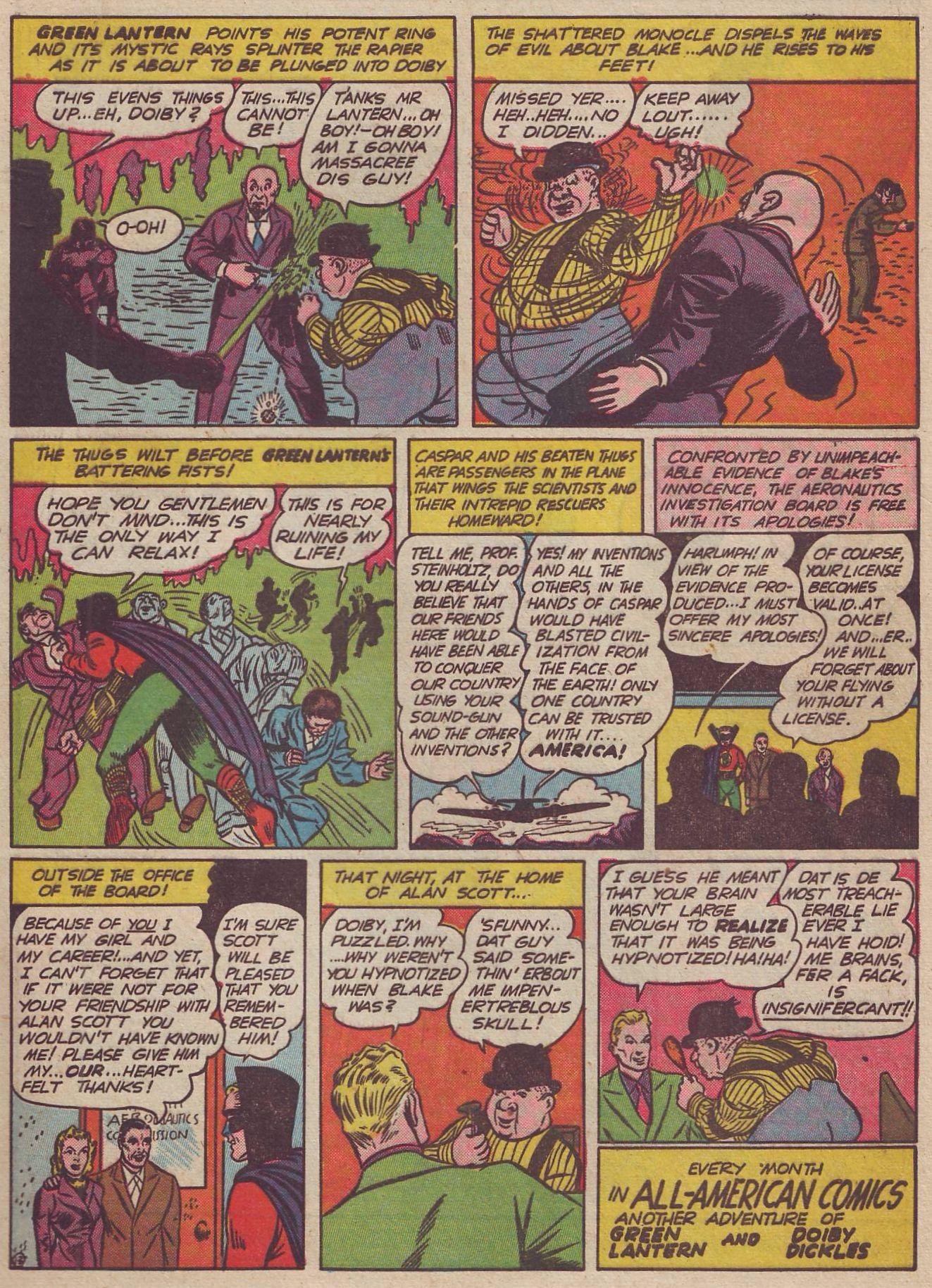 Read online All-American Comics (1939) comic -  Issue #37 - 15