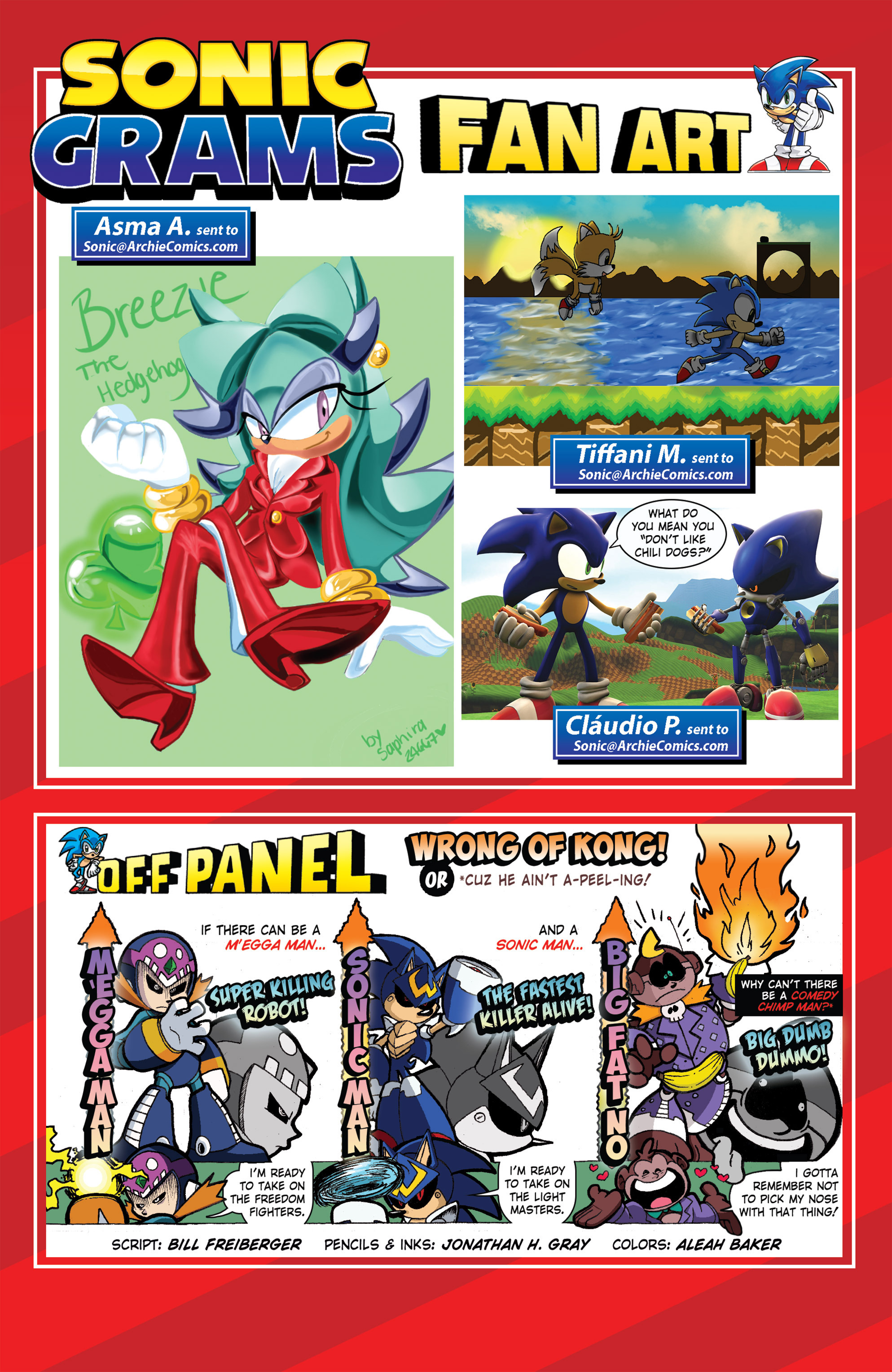 Read online Sonic The Hedgehog comic -  Issue #273 - 22