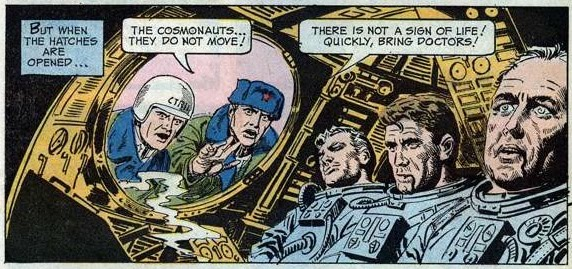 the soyuz 11 space disaster a