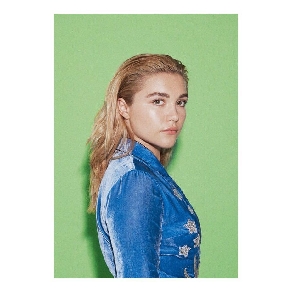 Florence Pugh Pics - HD Actress Photo