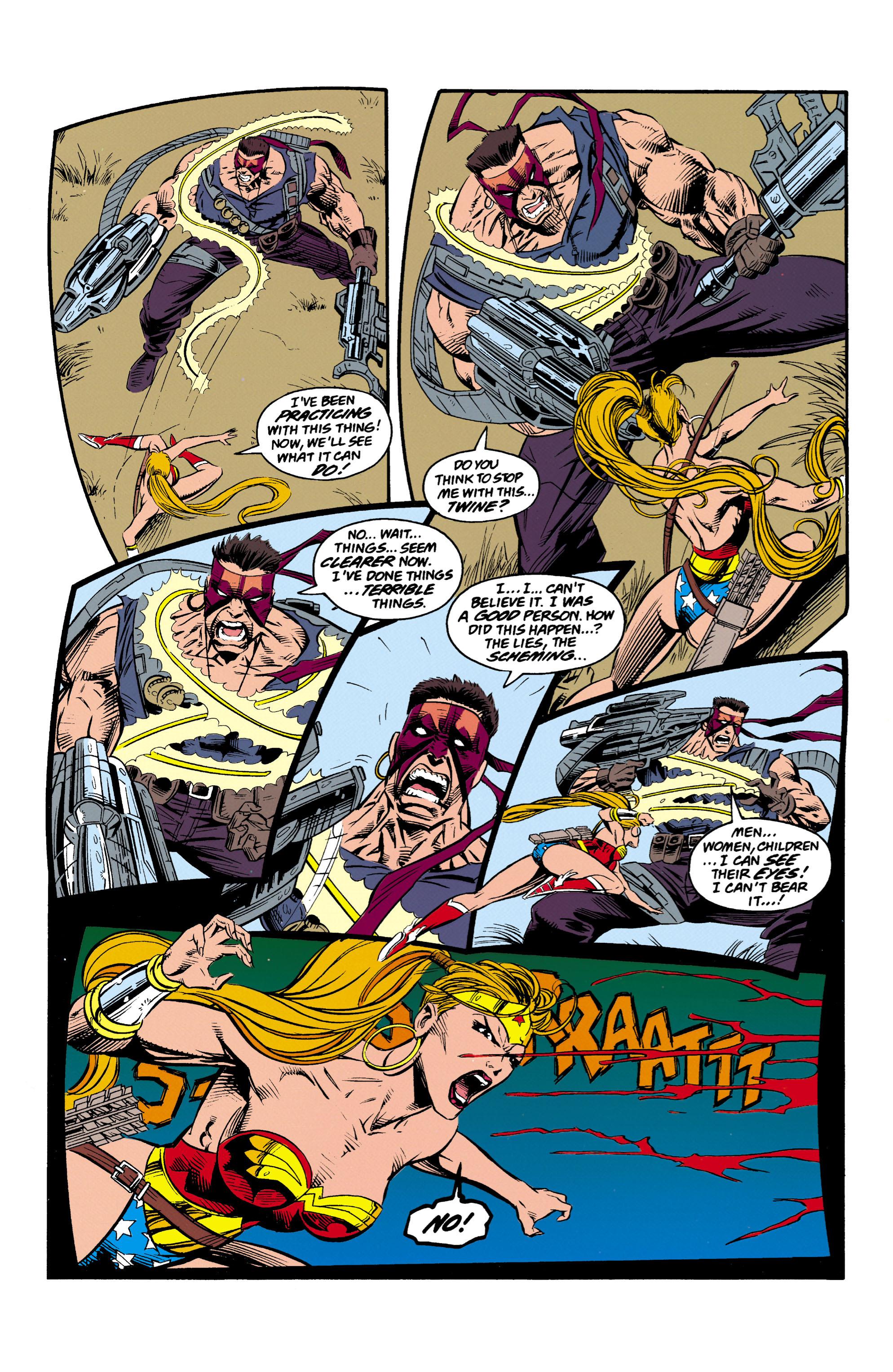Read online Wonder Woman (1987) comic -  Issue #97 - 9