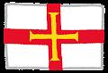 ガーンジーの国旗