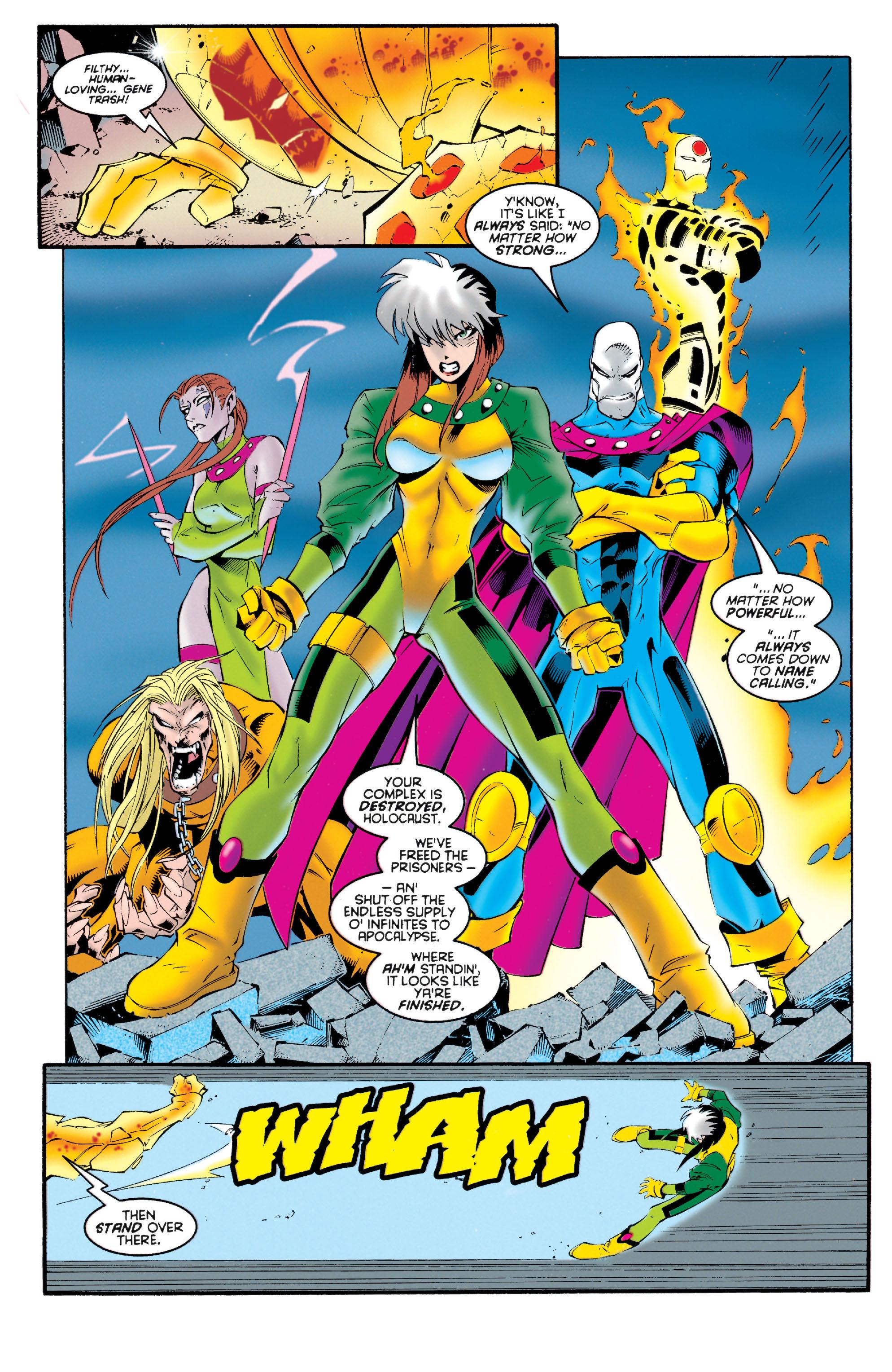 Read online Astonishing X-Men (1995) comic -  Issue #4 - 15