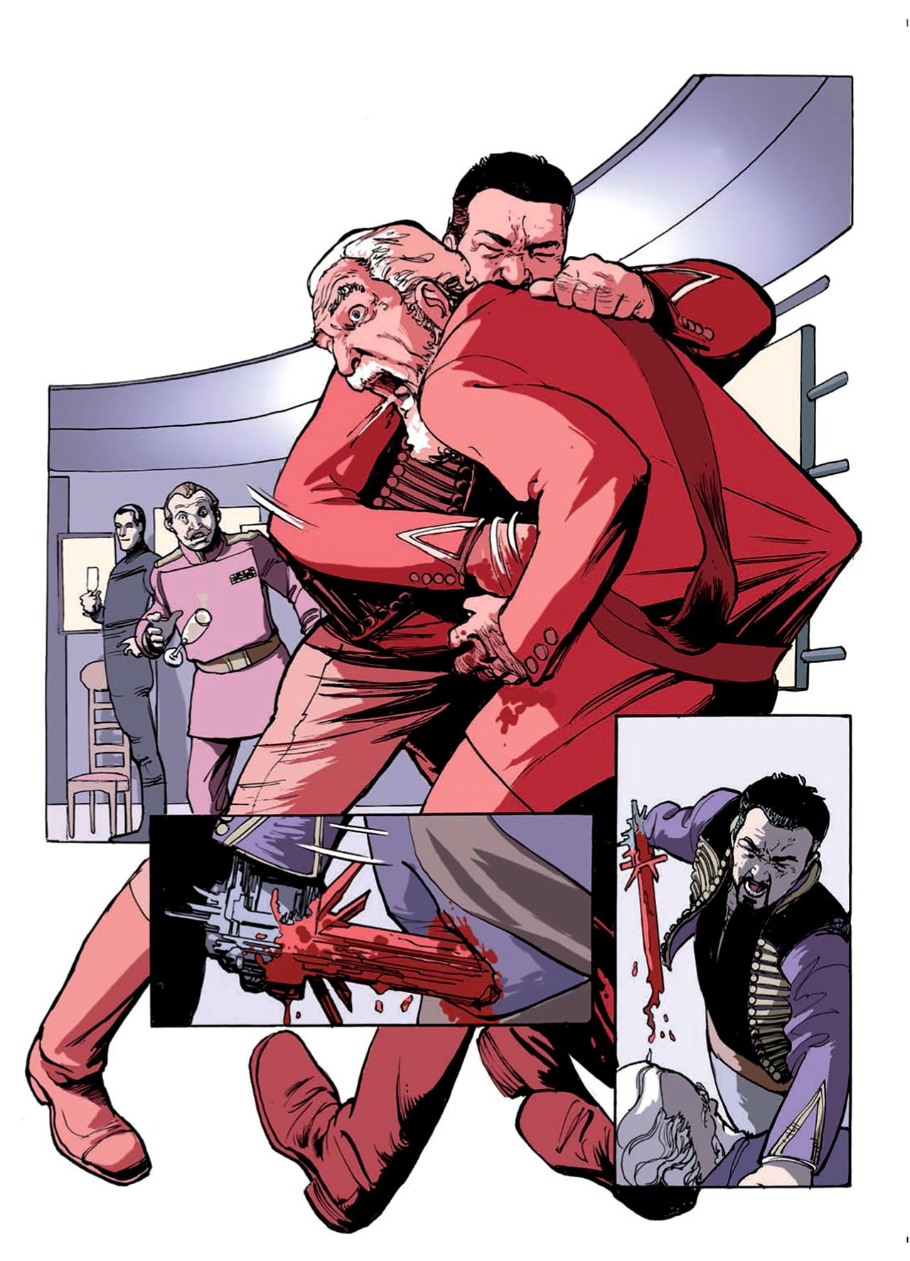 Read online Nikolai Dante comic -  Issue # TPB 9 - 68