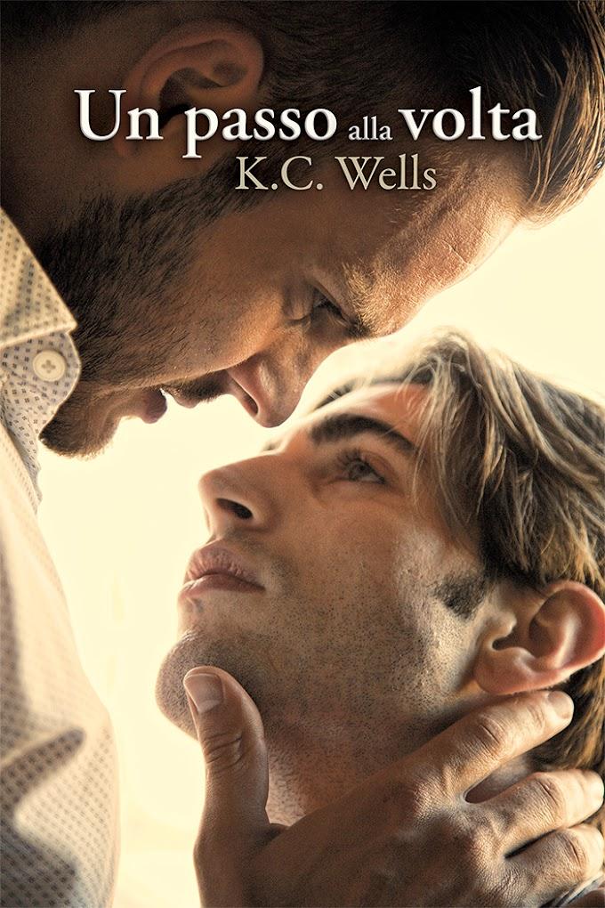 """""""Un passo alla volta"""" di K.C. Wells - Recensione"""