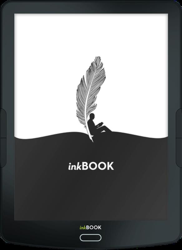 Czytnik InkBOOK Explore z ekranem o przekątnej 7,8 cala