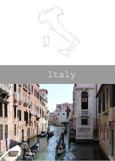 Италия - пътеписи