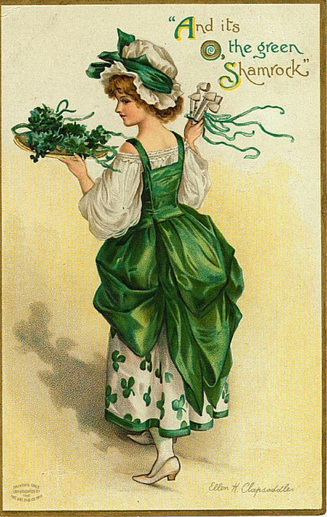 Erin Go Bragh Ireland Forever! 20 Lovely Vintage St