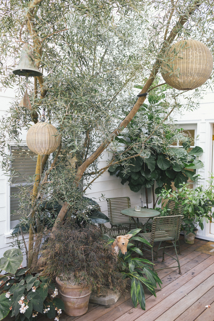 Green Outdoor Oasis- design addict mom