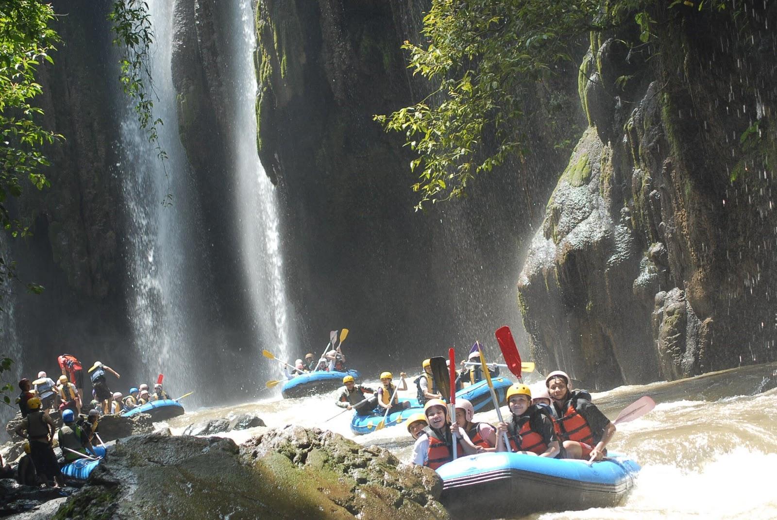 Noars Rafting Pekalen Probolinggo