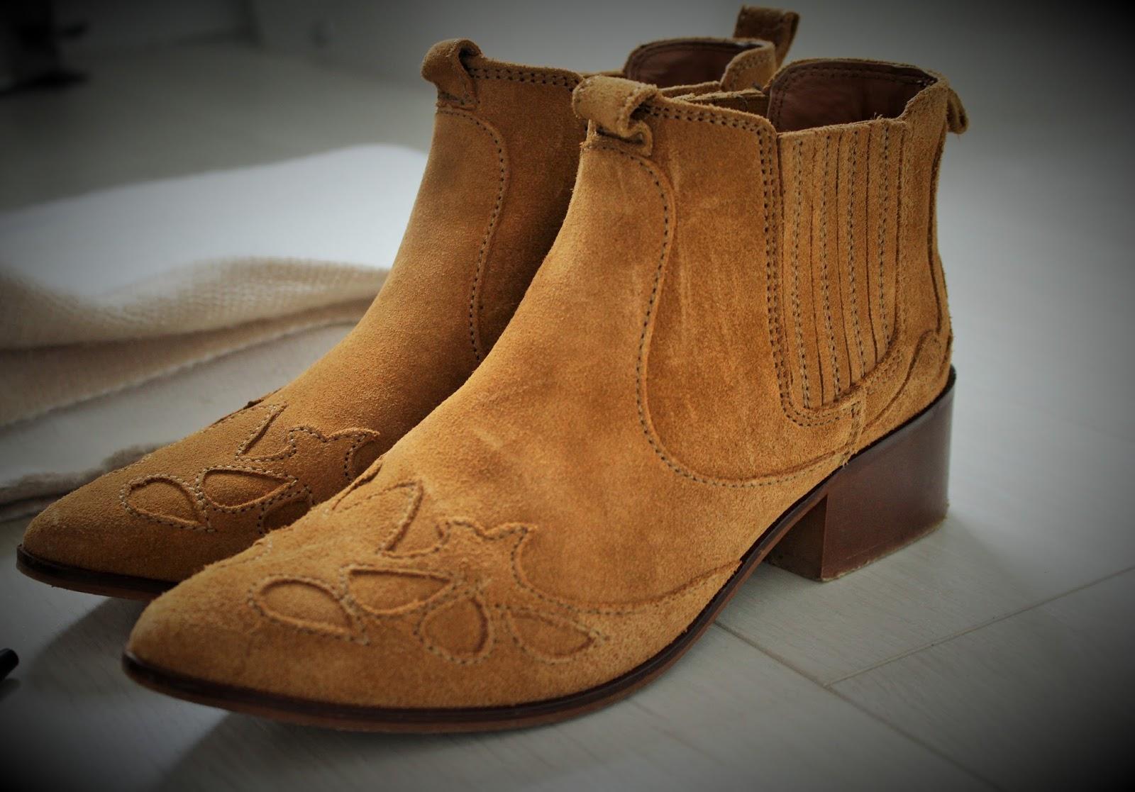 April Favourites 3 - Zara Boots
