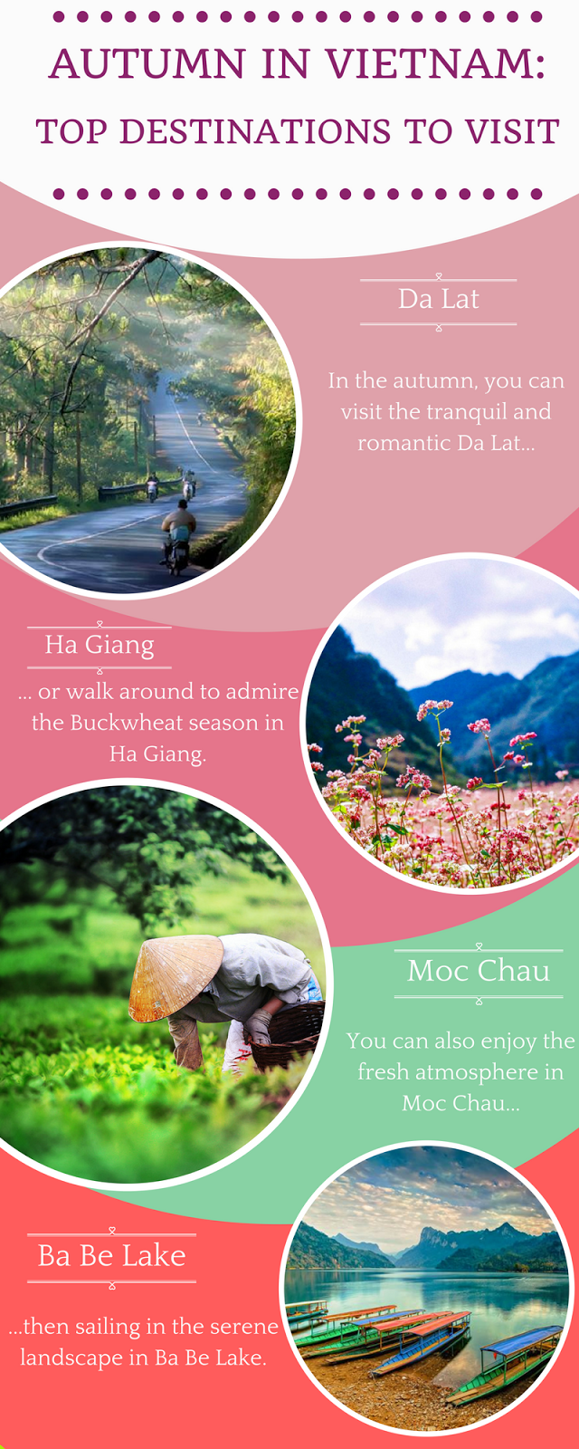 Guide to visit Vietnam in Autumn
