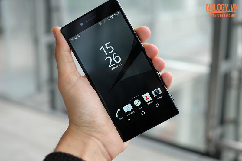 Hình ảnh chiếc Sony Xperia Z5 Au