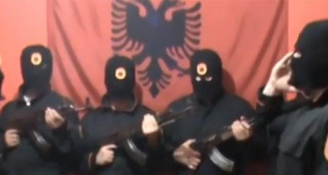 Ο «Αλβανικός Εθνικός Στρατός» απειλεί Ελλάδα και Σερβία - Στο στόχαστρο ο Αρχιεπίσκοπος Αναστάσιος (+ΒΙΝΤΕΟ)