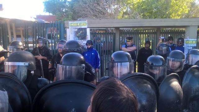 La represión brutal del macrismo y sus gobernadores aliados sigue causando estragos en la Patagonia