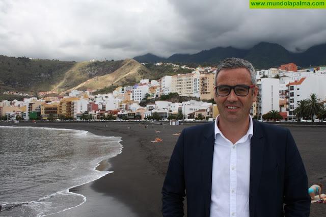 El Ayuntamiento de Santa Cruz de La Palma inicia el procedimiento para implantar un sistema de gestión ambiental de la playa