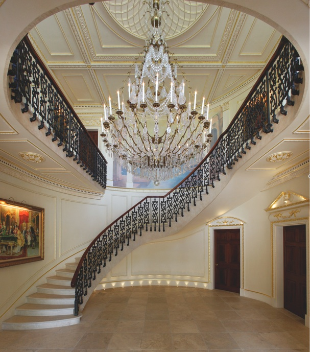 Home Design: Luxury Staircase Design