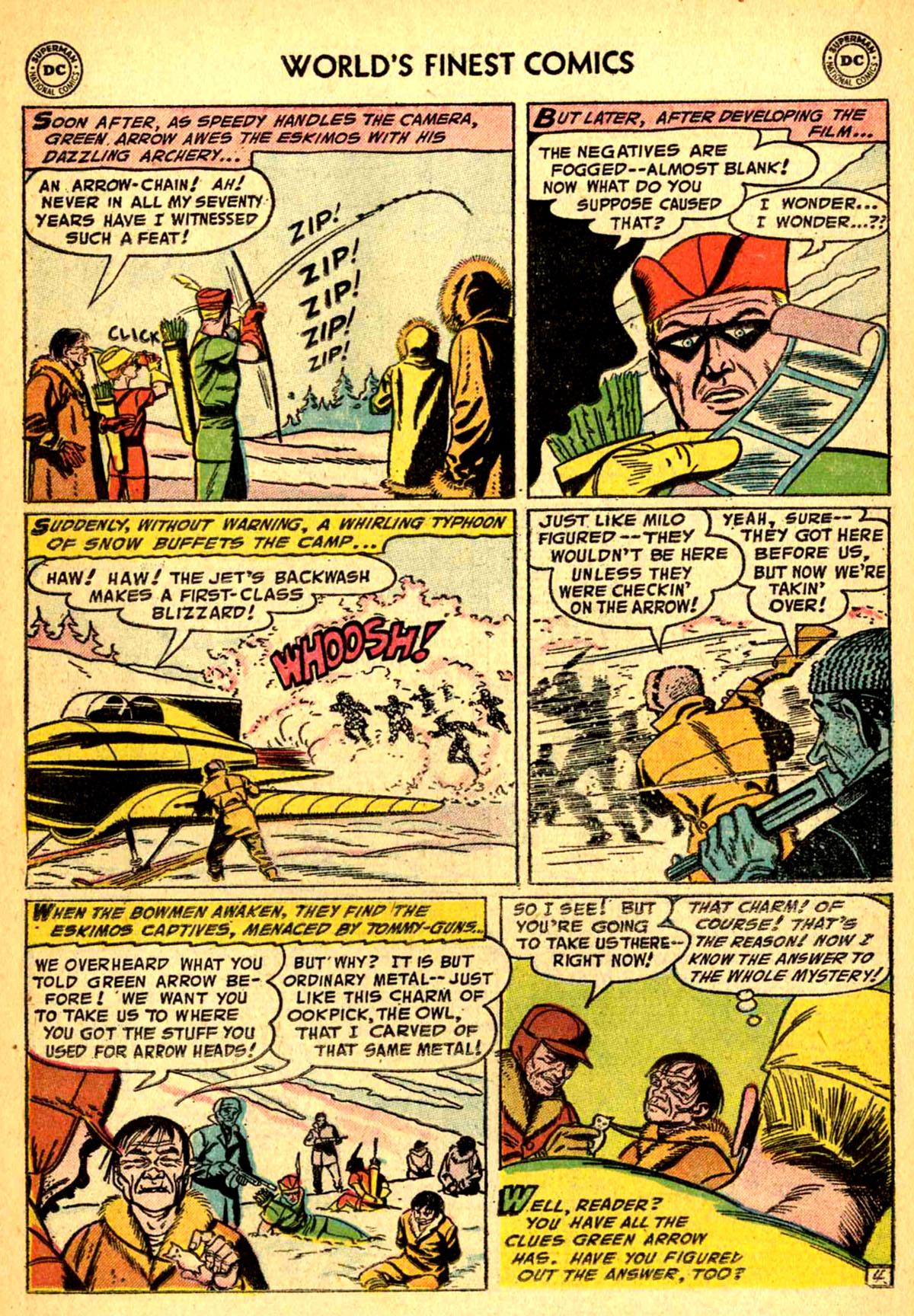Read online World's Finest Comics comic -  Issue #77 - 20