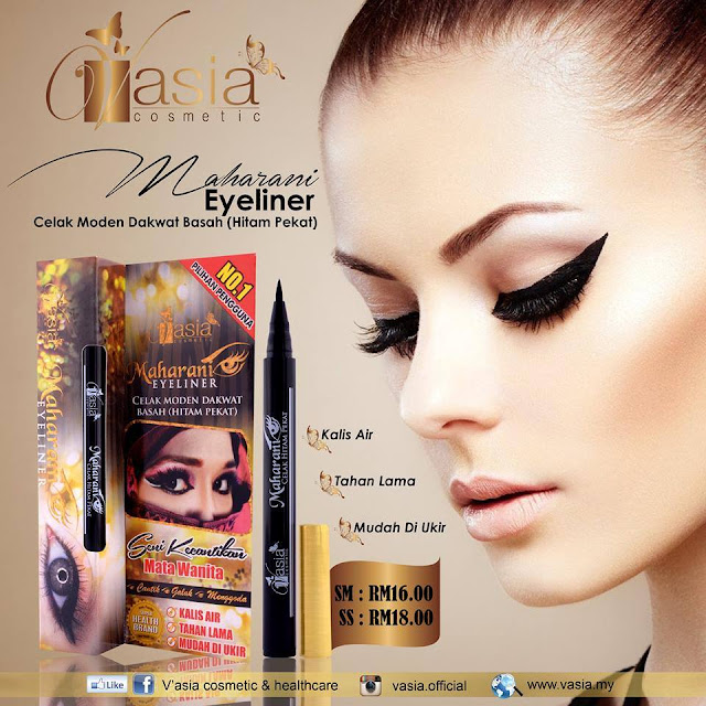 Maharani Eyeliner V'asia