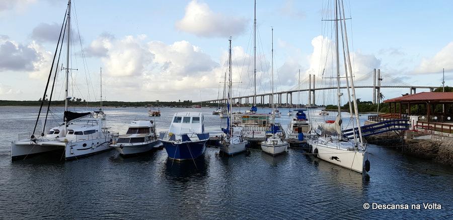 Passeio de barco pelo Rio Potengi em Natal