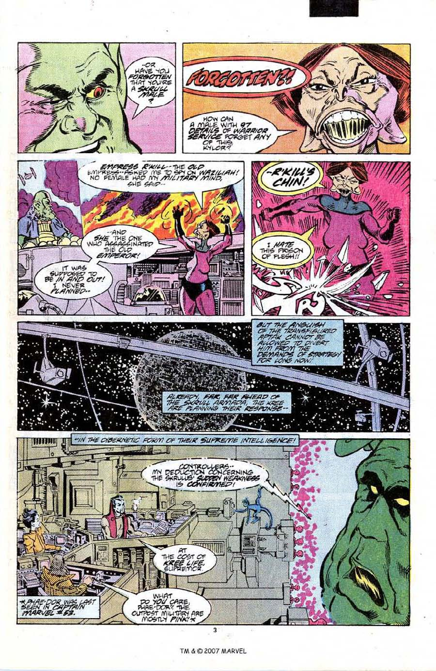 Read online Silver Surfer (1987) comic -  Issue #6 - 5