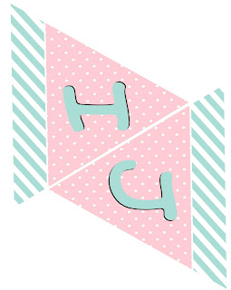 free printable LOL Surprise alphabet bunting