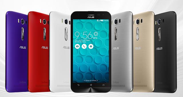 Preview ZenFone 2 Laser: Smartphone dengan Kamera Laser Autofocus