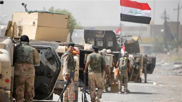 Iraq begins new anti-terror operation after Fallujah liberation