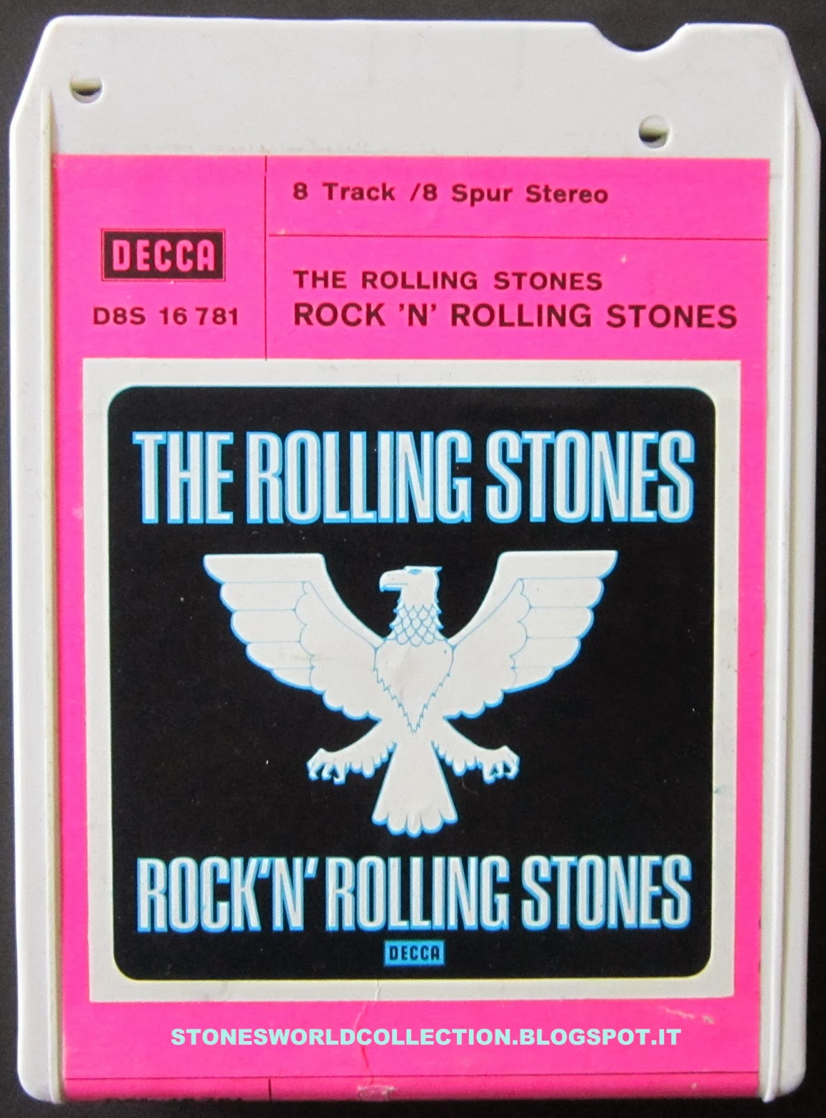 Stonesworldcollection Rock N Rolling Stones Decca