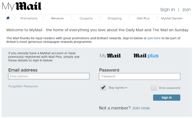 www.mymail.co.uk/login