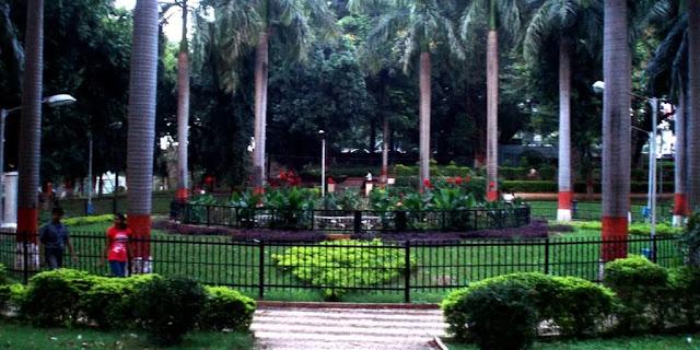 Bund Garden Park - Romantic Places in Pune