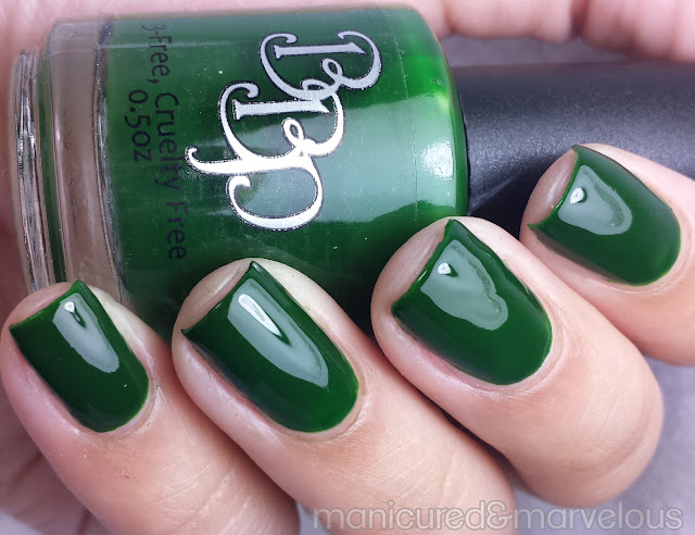 Bad Bitch Polish - Urban Rainforest