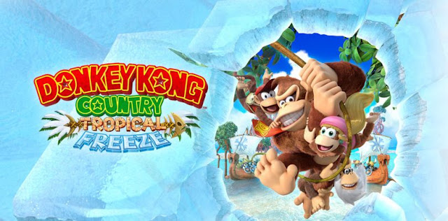 Se anuncia Donkey Kong Country: Tropical Freeze para Switch