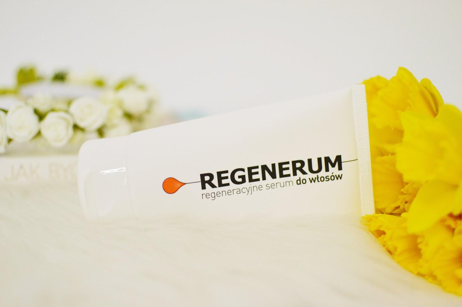 kosmetyki regenerum do włosów