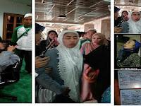 Terbongkar! Provokasi Ahoker Saat Acara Raja Salman, KTP Katolik & Punya Misi Keji