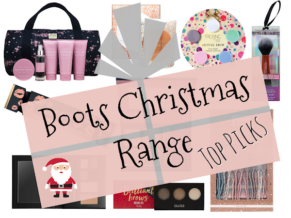 Boots Christmas Range Top Picks