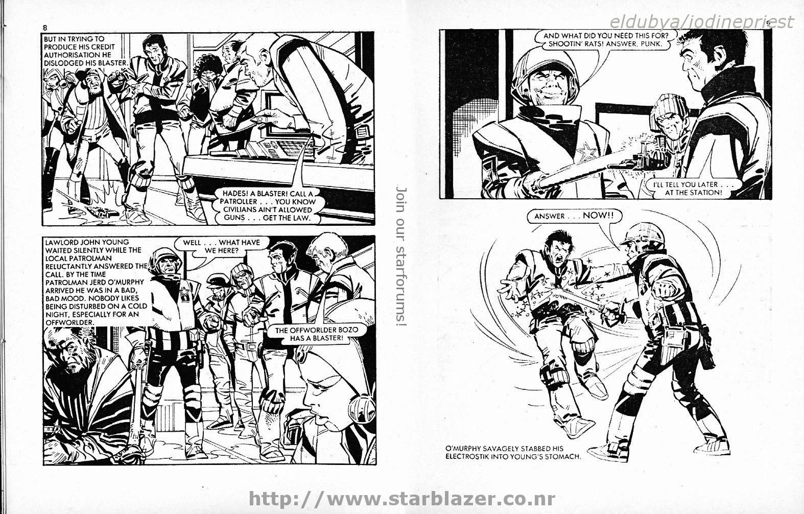 Starblazer issue 165 - Page 6