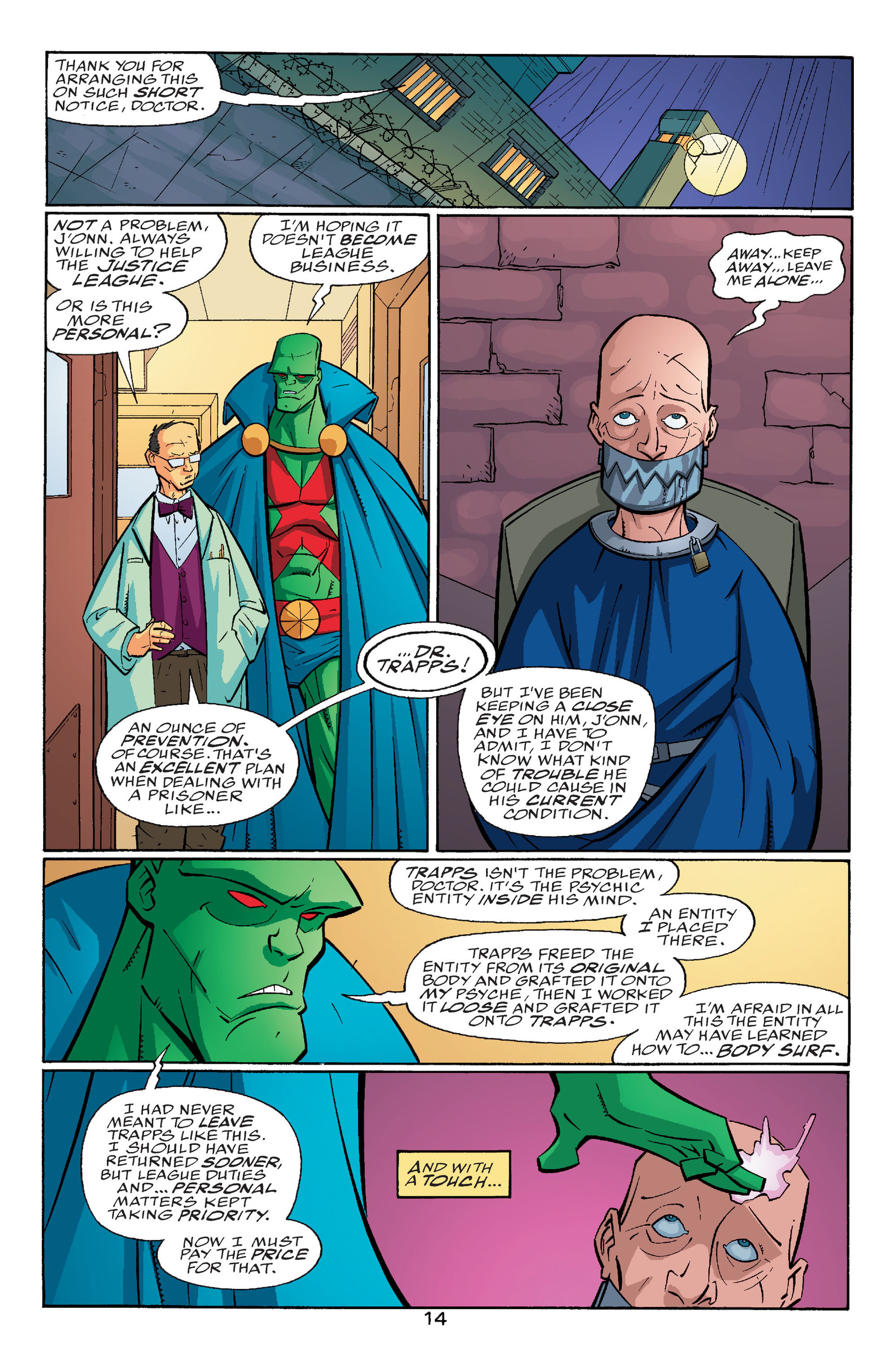 Harley Quinn (2000) Issue #23 #23 - English 15