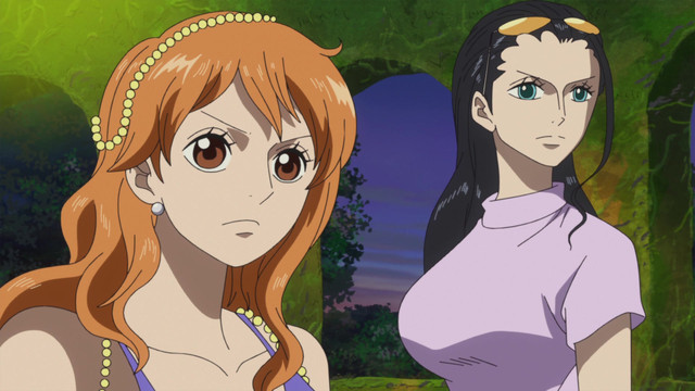One Piece Episodio 757