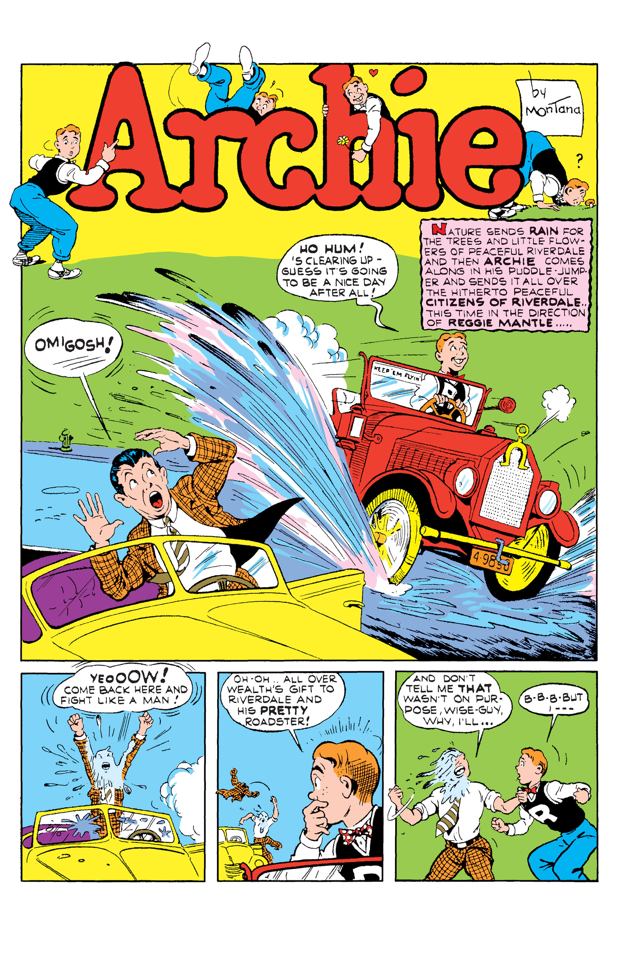 Read online Archie (2015) comic -  Issue #2 - 25
