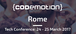 codemotion rome 2017