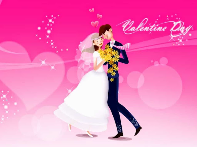 Best romantic couple wallpaper for Valentine's Day
