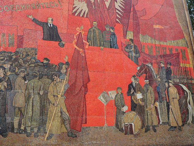Барнаул, проспект Ленина (Barnaul, Lenin Avenue)
