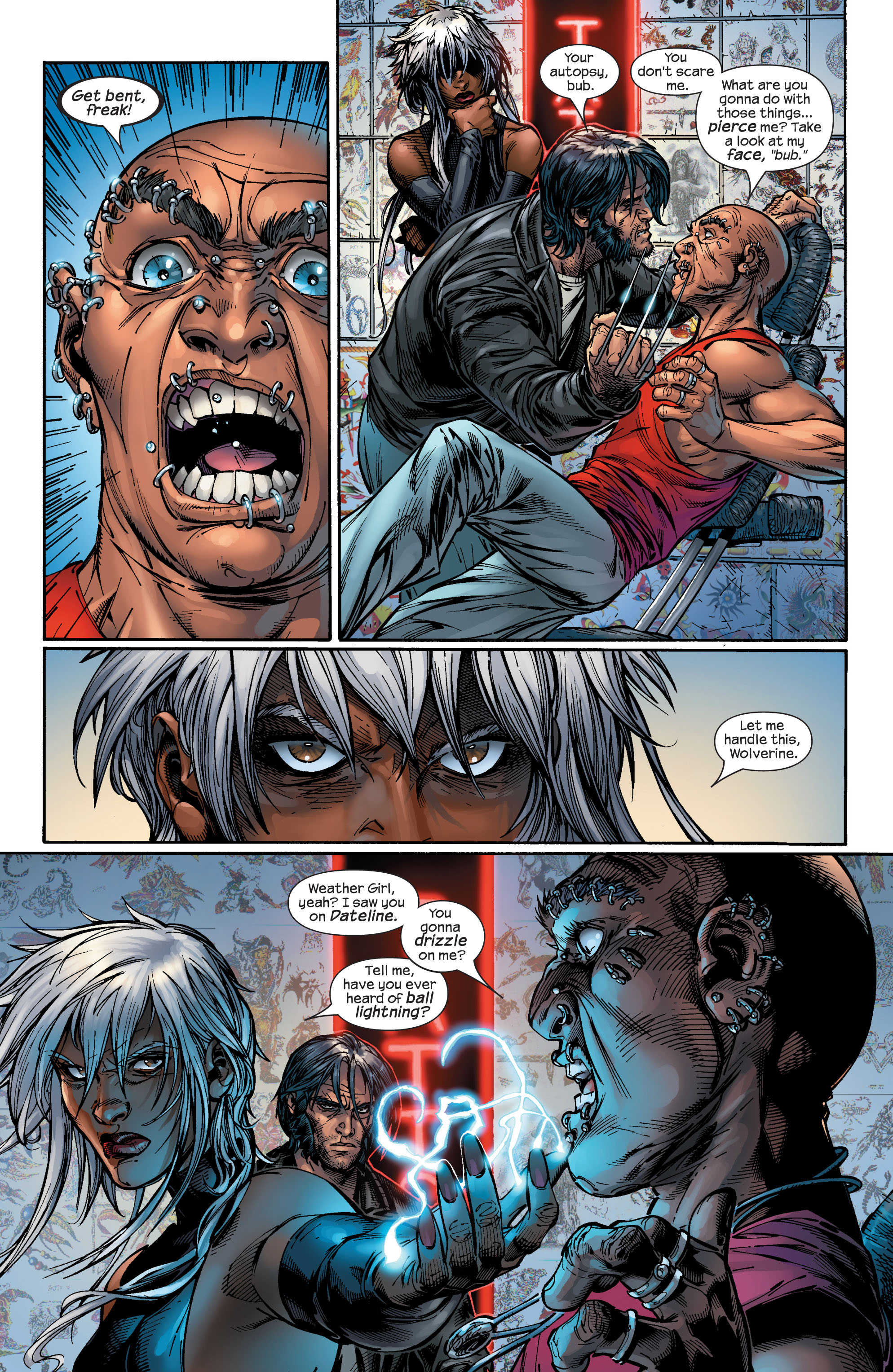 Read online Ultimate X-Men comic -  Issue #48 - 19