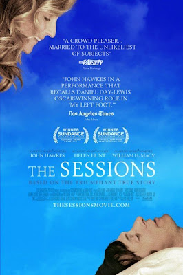 The Sessions movie, John Hawkes, Helen Hunt