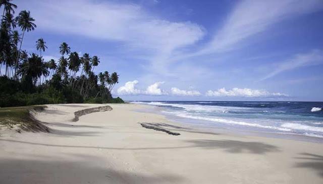 Pulau Simeulue Surga Tersembunyi Peselancar Kelas Dunia