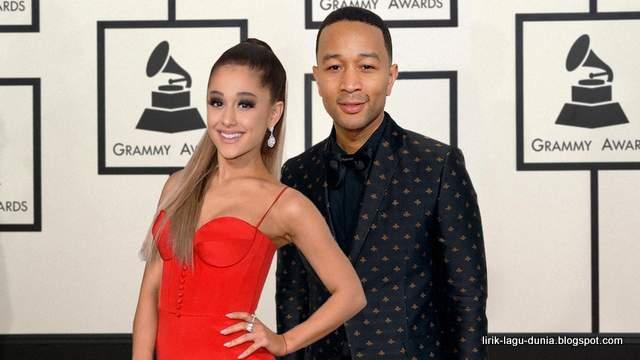 Ariana Grande dan John Legend
