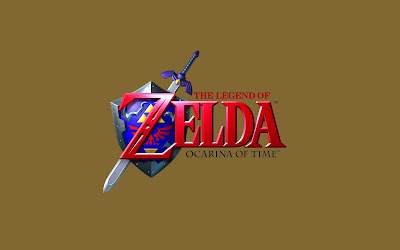 Legend of Zeida The ocarina of time game  for pc
