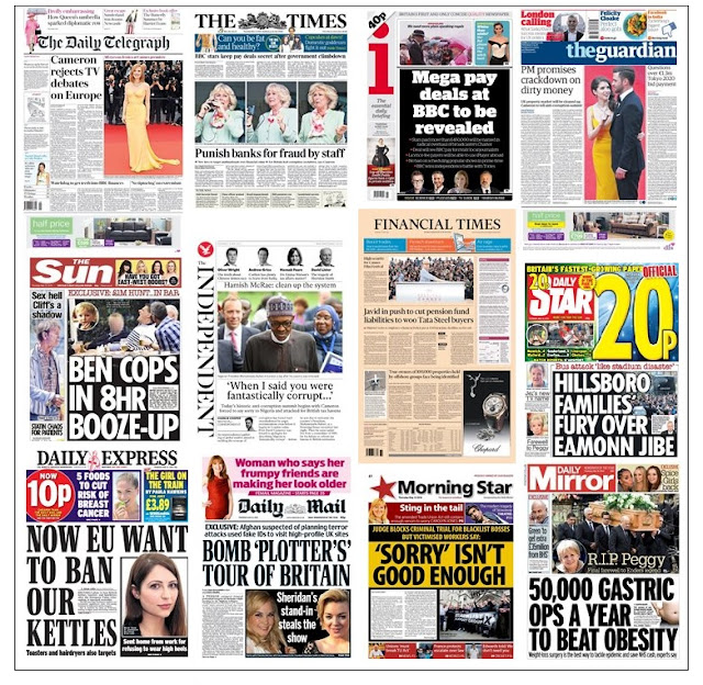 front pages 12-05-16